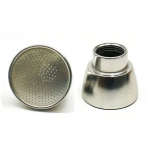 Sitko do zraszania metalowe BRADAS otwory 0,7 mm