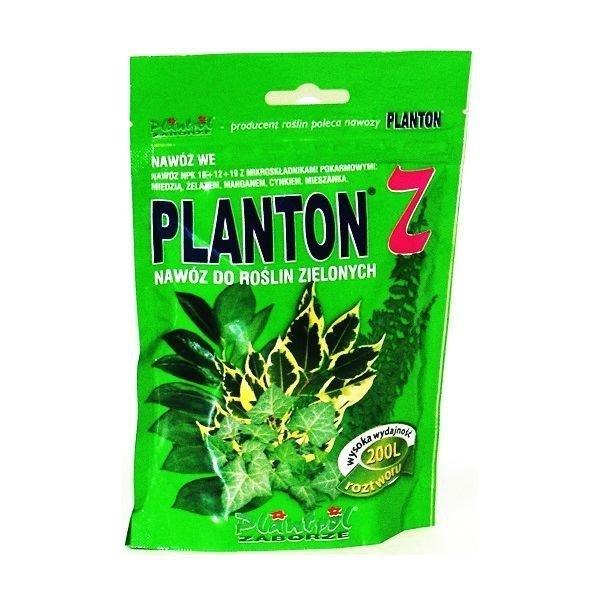 PLANTON Z nawóz do roślin zielonych