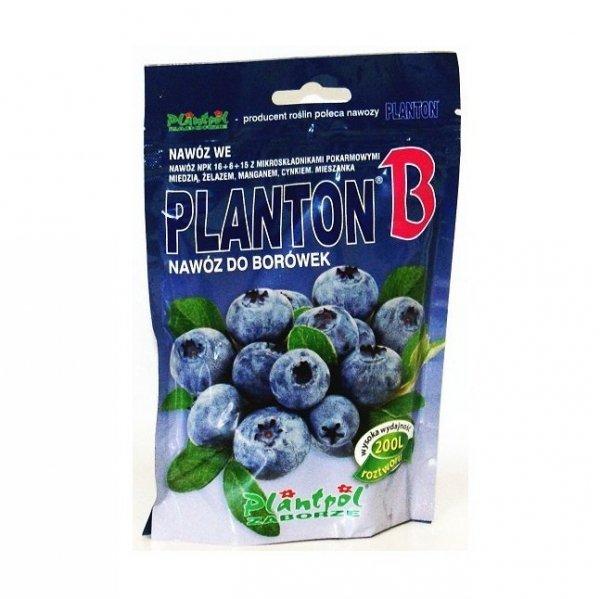 PLANTON B nawóz do borówek kwaśnolubnych