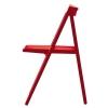 Nowoczesne składane krzesło Pedrali