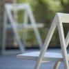 Minimalistyczne krzesła ogrodowe Pedrali Enjoy 460