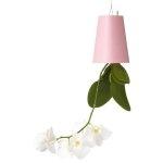 Boskke Sky Planter wisząca doniczka Recycled Small Różowa