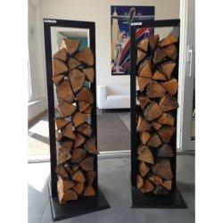 Stojak na drewno SDM 115cm Etro