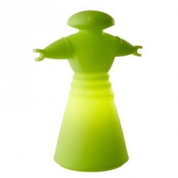 Mr Bot lampka Slide