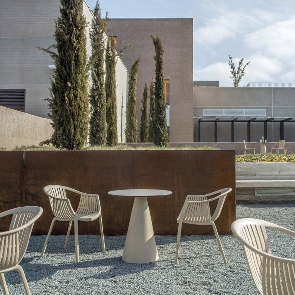 Stylowe krzesła Pedrali