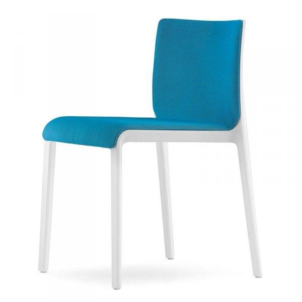 Stylowe krzesła tapicerowane Pedrali Volt 671
