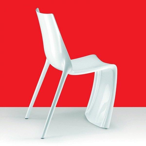Piękne, wytrzymałe krzesła z nylonu Smart 600