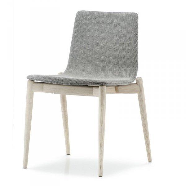 Stylowe krzesło drewniane Malmo 391 Pedrali