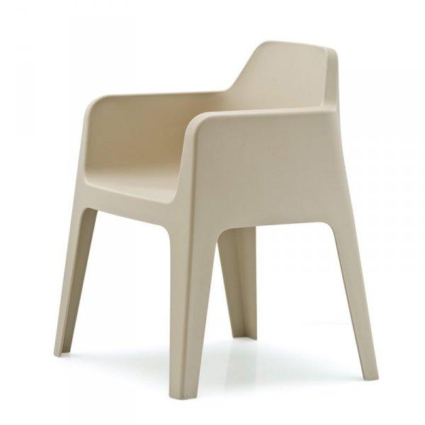 Stylowe fotele ogrodowe Plus 630 Pedrali