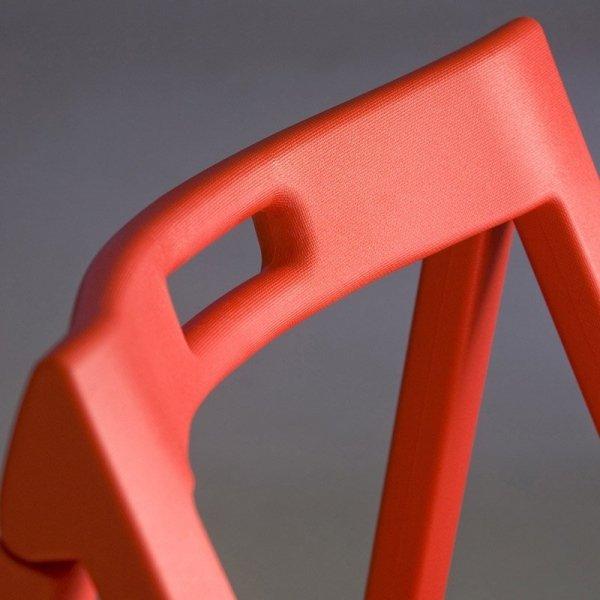 Krzesła składane z rączką do przenoszenia Pedrali Enjoy 460