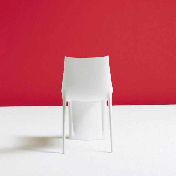 Stylowe krzesła marki Pedrali