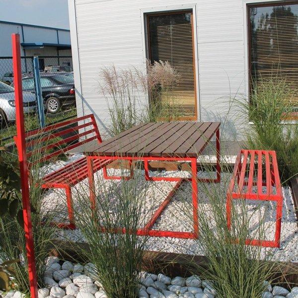 Meble ogrodowe Etro będą idelnymi meblami na lata