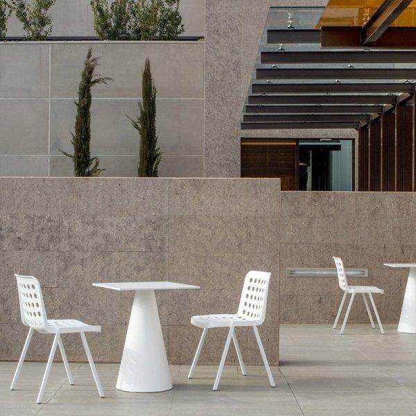 Krzesła Koi-Booki Pedrali do restauracji