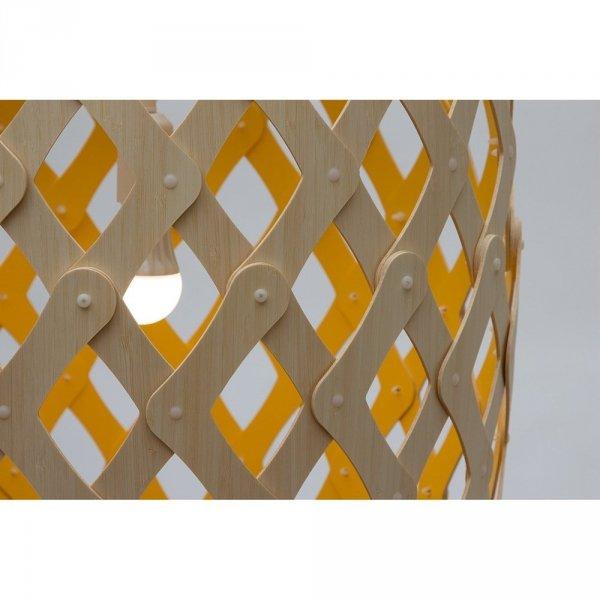 Nowoczesna lampa wisząca Hinaki 140cm