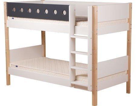 Łóżko piętrowe Flexa White