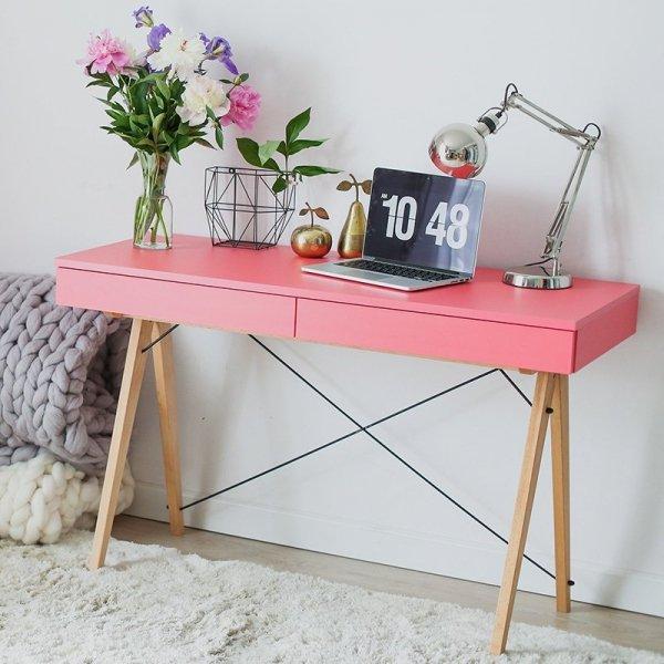 Piękne skandynawskie biurko marki Minko