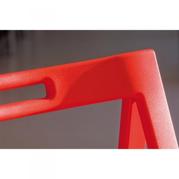 Krzesła składane z rączką do przenoszenia
