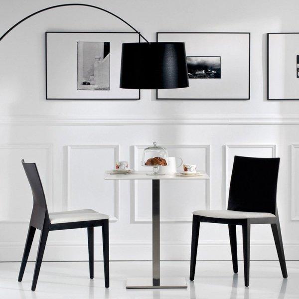 Włoskie krzesło do jadalni Twig 429 od Pedrali