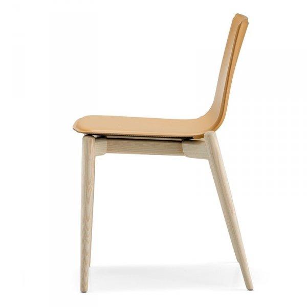 Stylowe krzesło w stylu Skandynawskim Malmp Pedrali