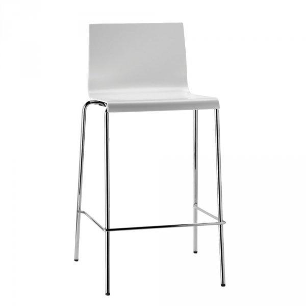 Kuadra 1112 Krzesło Barowe / Hoker Pedrali