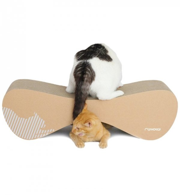 Vigo mebel dla kotów brązowy MyKitty