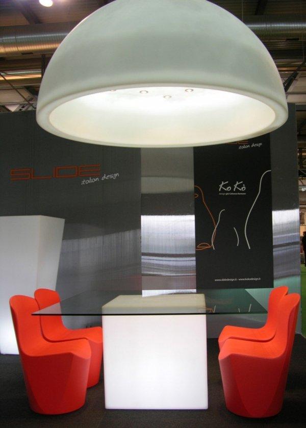 Cupole Slide Lampa Wisząca Ø 200 h 100