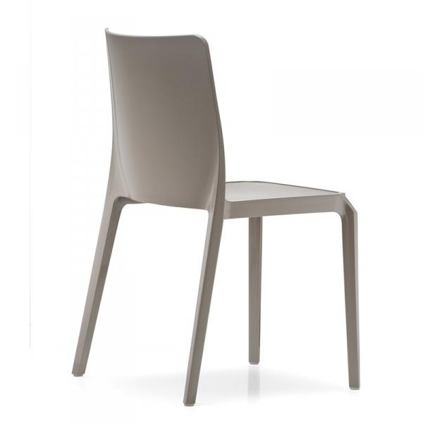 Krzesła z tworzywa do kuchni i jadalni Pedrali