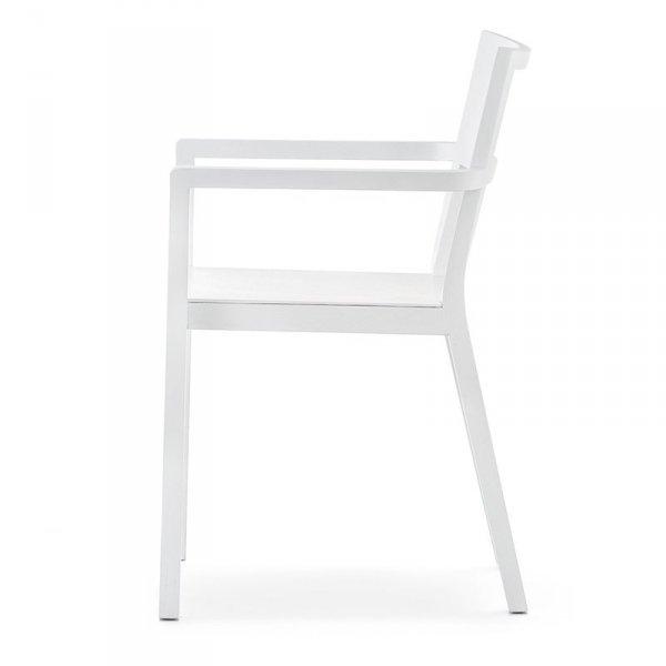 Piękne, drewniane krzesło w stylu skandynawskim do jadalni i kuchni Feel 450/2 Pedrali
