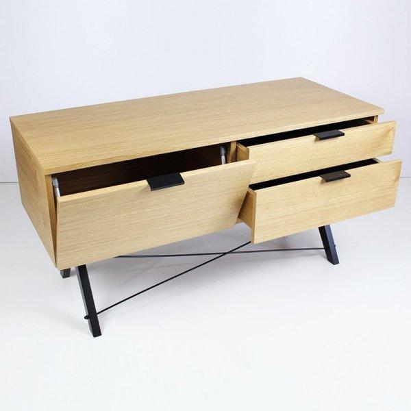 Stylowa i pojemna szafka do salonu, sypialni czy przedpokoju