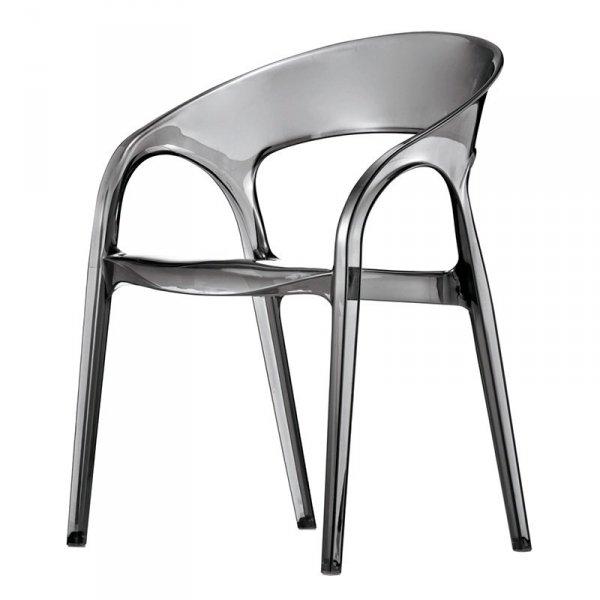 Krzesło Gossip 620 Pedrali w kolorze przydmionym
