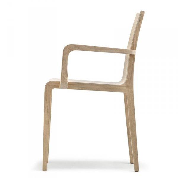 Nowoczesne krzesła do jadalni Pedrali