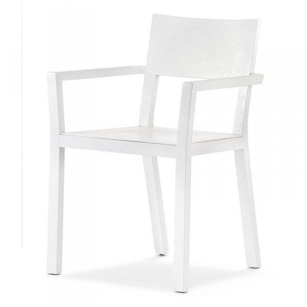 Krzesło idealnie sprawdzi się także w restauracji, hotelu