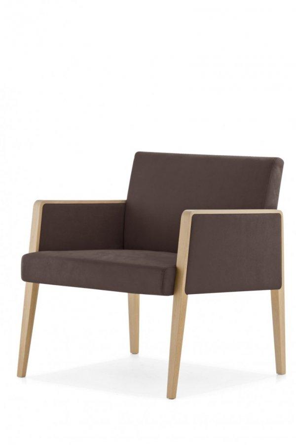 Jil 521 Fotel Tapicerowany Pedrali