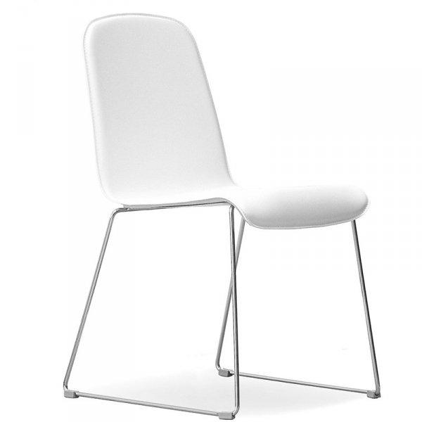Nowoczesne krzesło tapicerowane Trend 448 Pedtali