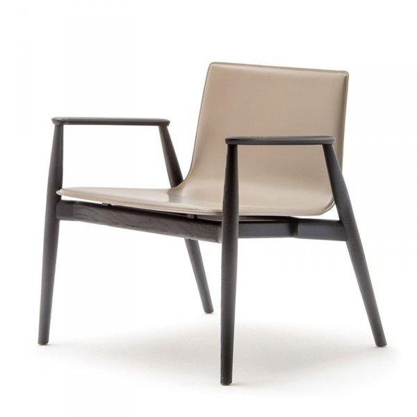 Nowoczesny fotel w stylu skandynawskim Malmo 297 Pedrali