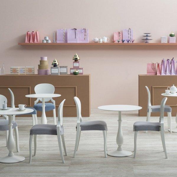 Krzesła Queen 650 będą idealnym dopełnieniem nowoczesnych i bardziej klasycznych wnętrz