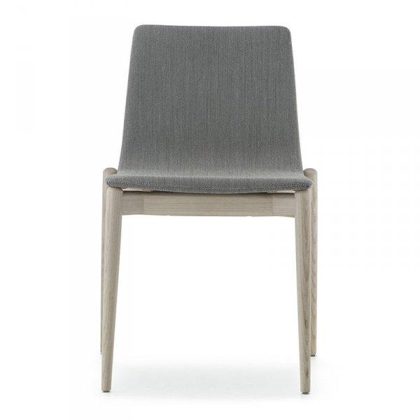 Piękne krzesło w stylu skandynawskim Malmo 391 Pedrali