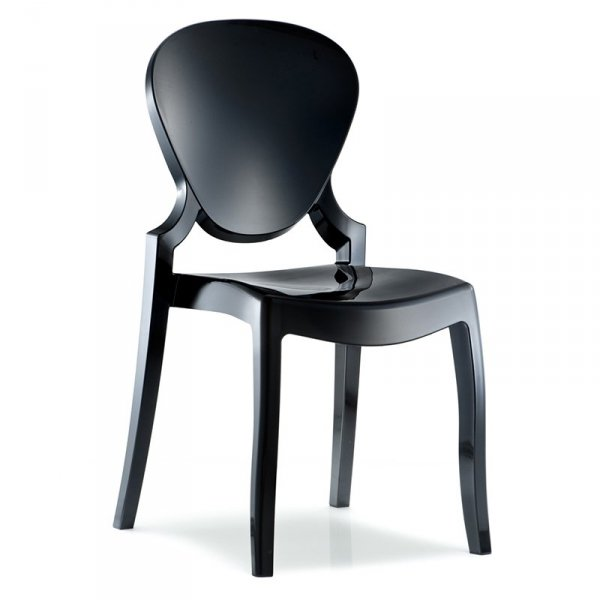 Designerskie krzesło idealne na wesela, przyjęcia, do restauracji Queen 650 Pedrali