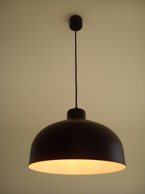 B&B lampa wisząca czarna matowa LoftYou
