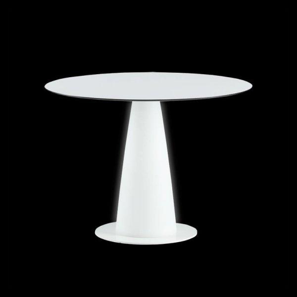 Hoplà Stolik Z wbudowanym oświetleniem z okrągłym blatem Slide
