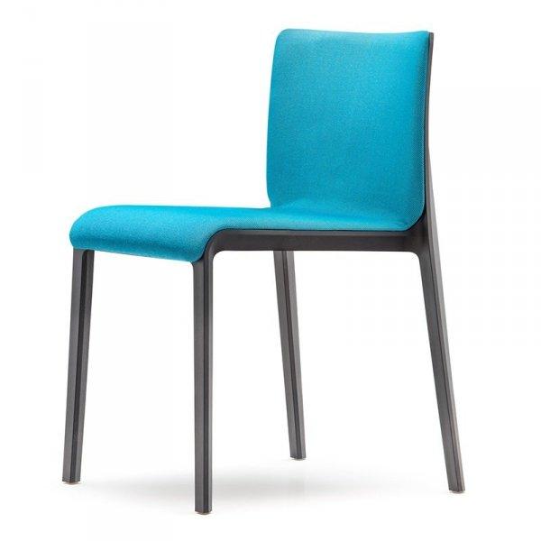 Designerskie krzesła tapicerowane Pedrali Volt 671