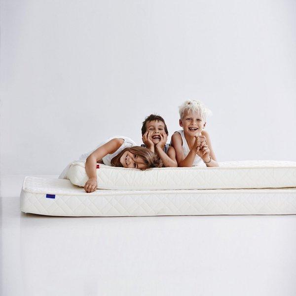 Materac do łóżka dziecięcego Junior Flexa White