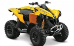 Can-am Bombardier Renegade 800/1000