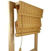 Rolety Bambusowe Rzymskie na Wymiar