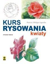 Kurs rysowania: Kwiaty
