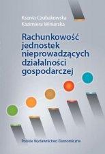 Rachunkowość jednostek nieprowadzących działalności gospodarczej