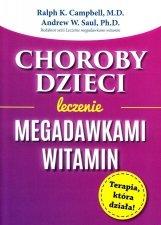 Choroby dzieci Leczenie megadawkami witamin
