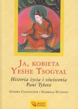 Ja kobieta Yeshe Tsogyal