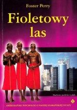 Fioletowy las