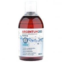 Srebro Koloidalne (500 ml) tonik Argentum200 (25 ppm)